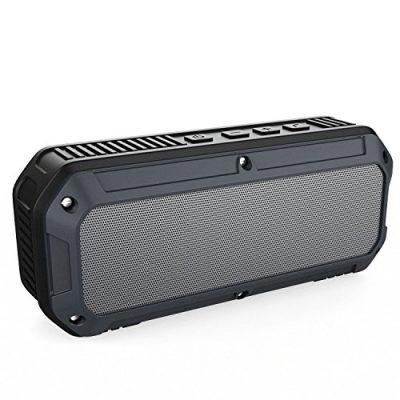 AUKEY-Altavoz-Bluetooth-al-aire-libre-Altavoz-Bluetooth-40-impermeable-inalmbrica-estreo-dual-ligero-3W-Conductor-16-horas-de-reproduccin-Mic-incorporado-para-iPhone-Android-y-Windows-Smartphone-y-Tab-0