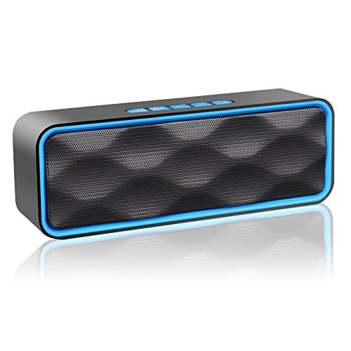 Altavoz Bluetooth Inalámbrico ZoeeTree S1