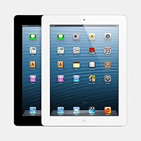 Apple iPad 4 WiFi + Cellular (Reacondicionado Certificado)