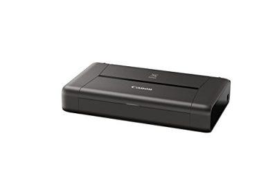 Canon PIXMA iP110 - Impresora de tinta portátil + batería