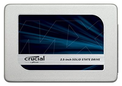 Crucial MX un disco duro sólido