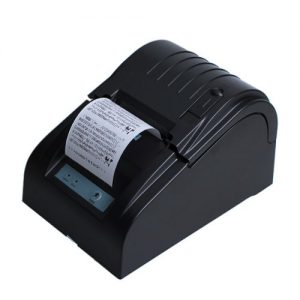 FLOUREON ZJ-5890T - Impresora Térmica de Recibos y Billetes