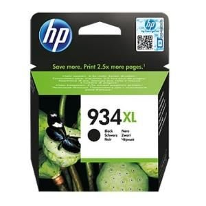 HP-934XL-High-Yield-Black-Original-Ink-Cartridge-Cartucho-de-tinta-para-impresoras-Negro-Alto-1000-pginas-0