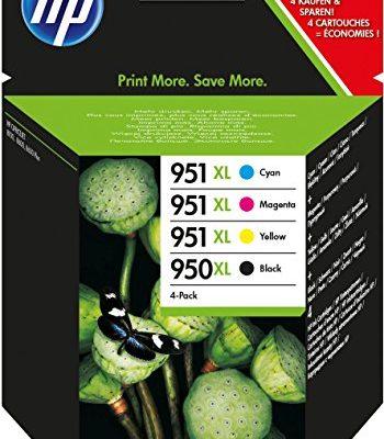 HP-C2P43AE-950XL951XL-Juego-de-4-cartuchos-de-tinta-gran-capacidad-color-negro-y-tricolor-0