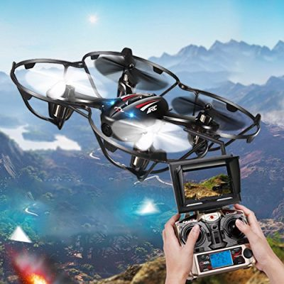 Haibei-JJRC-H6D-RC-Quadcopter-Drone-20MP-Cmara-HD-en-tiempo-real-58G-FPV-Modo-CF-helicptero-tarjeta-SD-Gyro-Quadcopter-mit-2GB-0