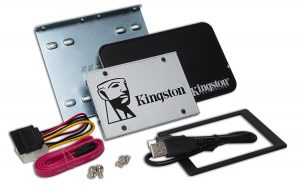 Kingston SSDNow UV400 - Disco duro sólido