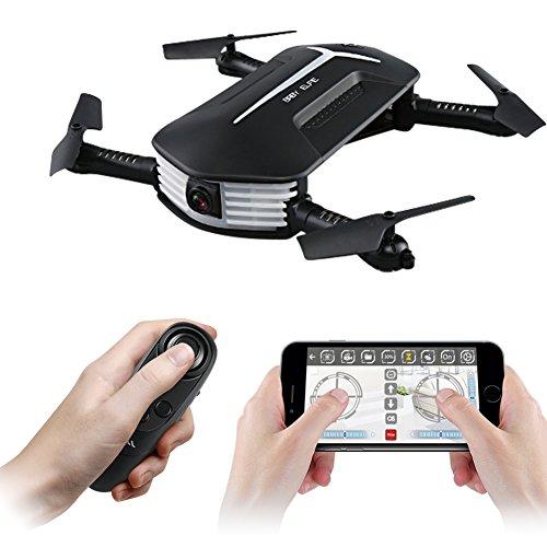 Kingtoys Mini Drone, JJR - C H37 Drone RC Cámara 720P