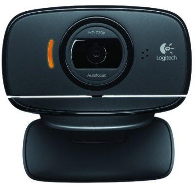 Logitech-C525-Webcam-720p-micrfono-incorporado-negro-0