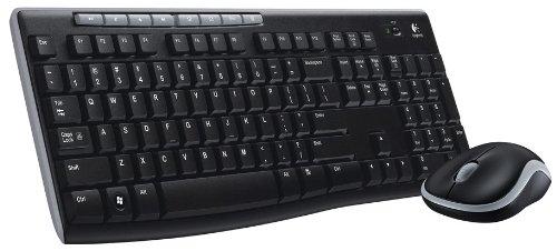 Logitech MK270 - Pack de teclado y ratón