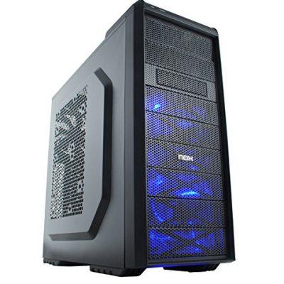 NOX-NXCBAYSX-Caja-de-ordenador-de-sobremesa-indicadores-LED-USB-30-negro-0