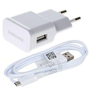 Samsung USB Micro 2 Pin Cargador de Red 2000