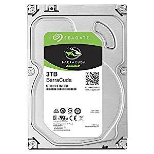 Seagate BarraCuda un Disco interno 2.5 pulgadas