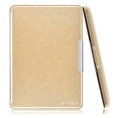 Swees-Funda-de-cuero-Amazon-para-Kindle-Paperwhite-sirve-para-el-Nuevo-Kindle-Paperwhite-2014-2013-2012-Protector-de-pantalla-Cubierta-magntica-con-modo-reposo-0