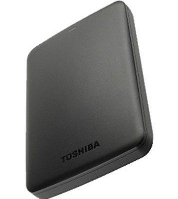 Toshiba Canvio Basics - Disco duro externo